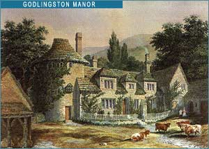 Godlingston Manor - AquAid Bottled Water & Water Coolers, Wiltshire, Hampshire, Berkshire